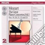 I GRANDI CONCERTI PER PIANOFORTE cd musicale di UCHIDA