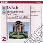 THE BRANDEBURG CONCERTOS cd musicale di MARRINER