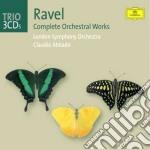 COMPLETE ORCHESATRAL WORKS cd musicale di Claudio Abbado