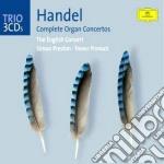 COMPLETE ORGAN CONCERTOS cd musicale di PRESTON