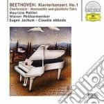 Beethoven - Conc. Pf N. 1 - Abbado cd musicale di Claudio Abbado