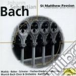 LA PASSIONE SECONDO MATTEO cd musicale di Richter