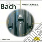 TOCCATA & FUGUE cd musicale di Richter