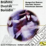 HUNHGARIAN DANCES cd musicale di Karajan