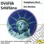 SYMPHONY N.9/LA MOLDAVA cd musicale di Kubelik