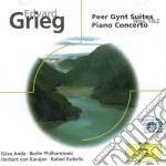 PEER GYNT SUITES cd musicale di Edvard Grieg