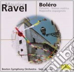 Ravel - Bolero/valse/rapsodia - Ozawa cd musicale di Maurice Ravel