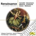 DANZE DEL RINASCIMENTO                    cd musicale di NEUMEYER