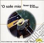 O SOLE MIO/TENOR ARIAS cd musicale di Artisti Vari