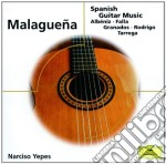 MALAGUENA-Spanish Guitar Music cd musicale di ARTISTI VARI