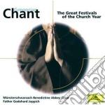 CANTO GREGORIANO                          cd musicale di FATHER GODEHARD JOPP