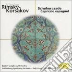 SCHEHERAZADE                              cd musicale di Korsakov Rimsky