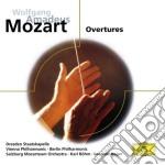 Mozart - Overtures - Bohm/hager cd musicale di Bohm/hager
