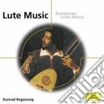 MUSICHE X LIUTO                           cd musicale di RAGOSSNIG