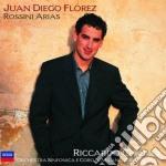 ROSSINI ARIAS cd musicale di J.d. Florez