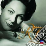 THE GREAT RENATA TEBALDI cd musicale di Renata Tebaldi