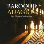 BAROQUE ADAGIOS/2CD cd musicale di ARTISTI VARI