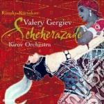 SCHEHERAZADE                              cd musicale di RIMSKY/KORSAKOV