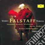 FALSTAFF-ABBADO(BOX:2CD) cd musicale di Giuseppe Verdi