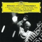 Stravinsky - Histoire Du Soldat - Boulez cd musicale di STRAVINSKY