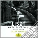 ANNEES DE PELERINAGE                      cd musicale di BERMAN