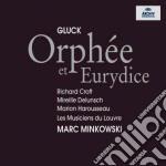 ORPHEE ET EURYDICE/MINKOWSKI cd musicale di GLUCK WILLIBALD C.