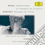 Ravel - Sheherazade - Boulez cd musicale di RAVEL