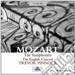 THE SYMOHONIES/TREVOR PINNOCK cd musicale di PINNOCK