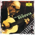 THE ART OF SEGOVIA (2CDx1) cd musicale di Andres Segovia