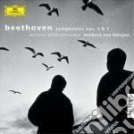 Beethoven - Sinf. N. 5 E 7 - Karajan cd musicale di KARAJAN
