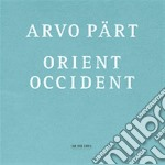 ORIENT OCCIDENT cd musicale di PART ARVO