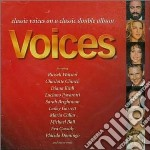 VOICES (2CDx1) cd musicale di ARTISTI VARI