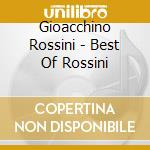 Rossini, G. - Best Of Rossini cd musicale di Rossini