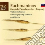 COMPLETE PIANO CONCERTOS cd musicale di ASHKENAZY