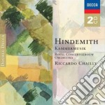 KAMMERMUSIK cd musicale di CHAILLY