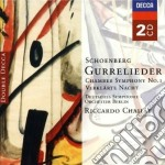 GURRELIEDER                               cd musicale di CHAILLY
