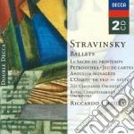 PETRUSHKA                                 cd musicale di Igor Stravinsky