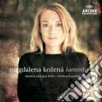 LAMENTO                                   cd musicale di KOZENA