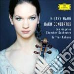 BACH: VIOLIN CONCERTOS cd musicale di BACH JOHANN SEBASTIAN