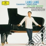 FIRST PIANO CONCERTOS                     cd musicale di LANG