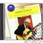 FANTASIA (RODRIGO) cd musicale di Segovia