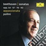 APPASSIONATA/op.54,57,78,90/Pollini cd musicale di BEETHOVEN