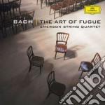 L'ARTE DELLA FUGA/EMERSON STR.Q. cd musicale di Quartet Emerson