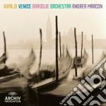 Vivaldi - Venice - Marcon cd musicale di MARCON