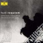 REQUIEM OP.48 cd musicale di FAURE'GABRIEL