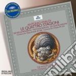 Vivaldi - Quattro Stagioni - Pinnock cd musicale di VIVALDI