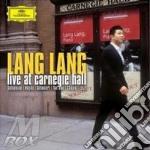 LIVE AT CARNEGIE HALL                     cd musicale di LANG LANG