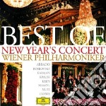 BEST OF NEW YEAR'S CONCERT cd musicale di ARTISTI VARI