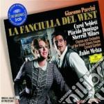 LA FANCIULLA DEL WEST/DOMINGO cd musicale di Giacomo Puccini