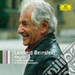 COMPLETE RECORDINGS/BERNSTEIN cd musicale di Joseph Haydn